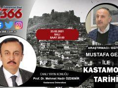Mustafa Gezici ile Kastamonu Tarihi