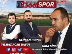 TV366 SPOR – 28.03.2021