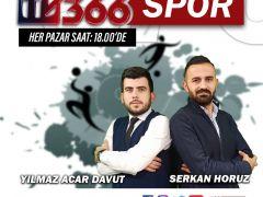 TV366 SPOR – 25.04.2021