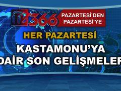 PAZARTESİ'DEN PAZARTESİ'YE 18.10.2021